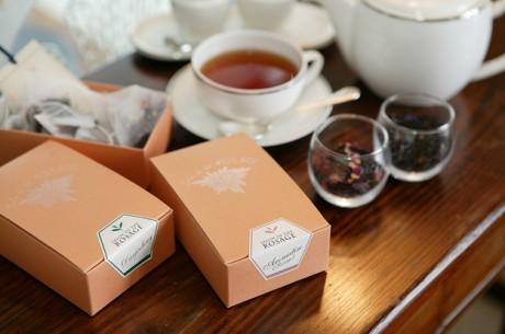 小田急山のホテル「サロン・ド・テ ロザージュ」で紅茶セミナー