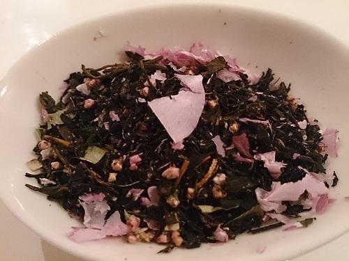 桜薫る和紅茶 (SAKURA FLEURSサクラ・フルール)