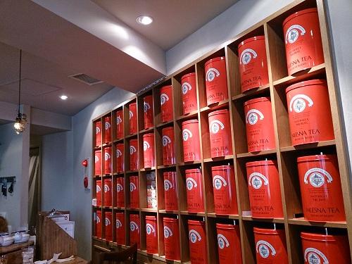 Kunitachi Tea House(クニタチティーハウス)・店内1