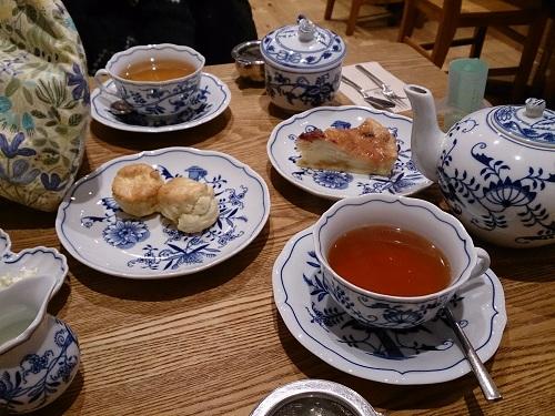 モヒーニ・紅茶フード