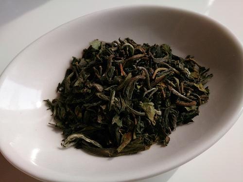 スノービュー茶園・茶葉