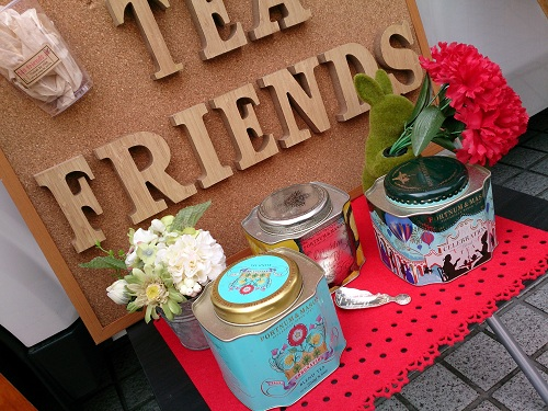 ティーフレンズ・茶缶