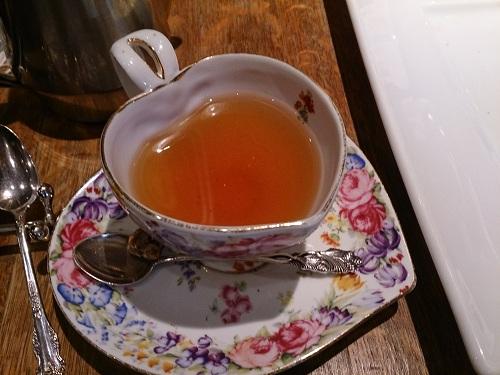 マリベル京都本店・紅茶