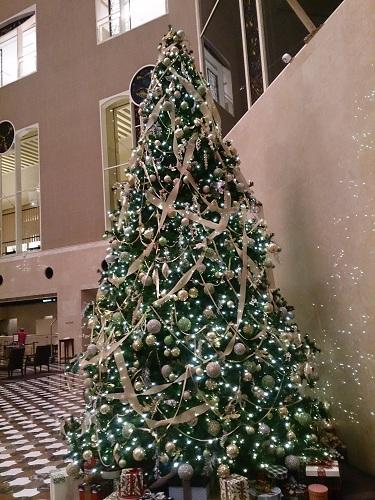 ハイアットリージェンシー東京・クリスマス