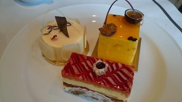 オーボンヴュータン・ケーキ