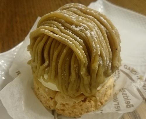 パティスリーリョーコ・和栗のモンブラン