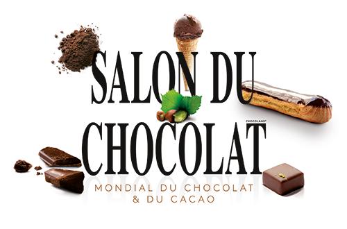 サロン・デュ・ショコラ2016