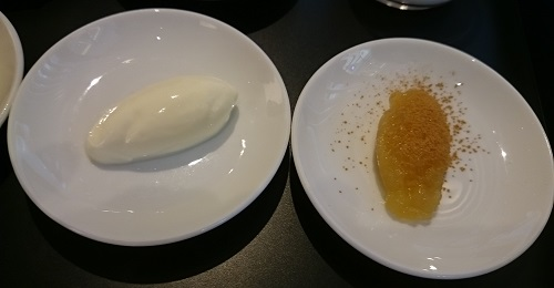 エンポリオ アルマーニ カフェ青山・クローテッドクリームとジャム