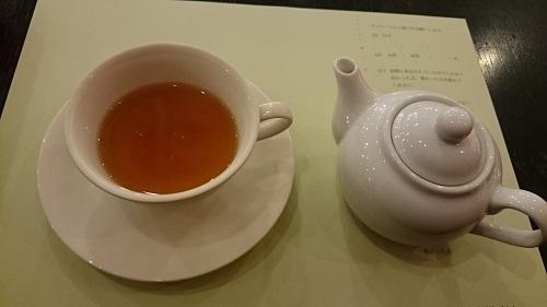 文房具カフェ・紅茶