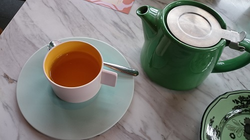 bills 銀座・紅茶