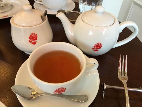 パッションドゥローズ・紅茶