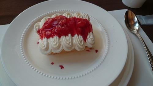 千疋屋・アメリカンショートケーキ