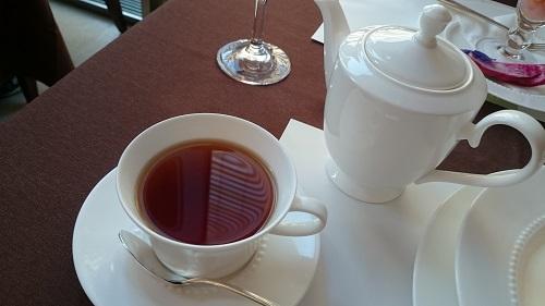 千疋屋・紅茶