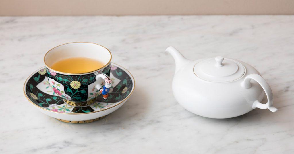 紅茶専門店 サロン・ド・テ・ラヴォンド